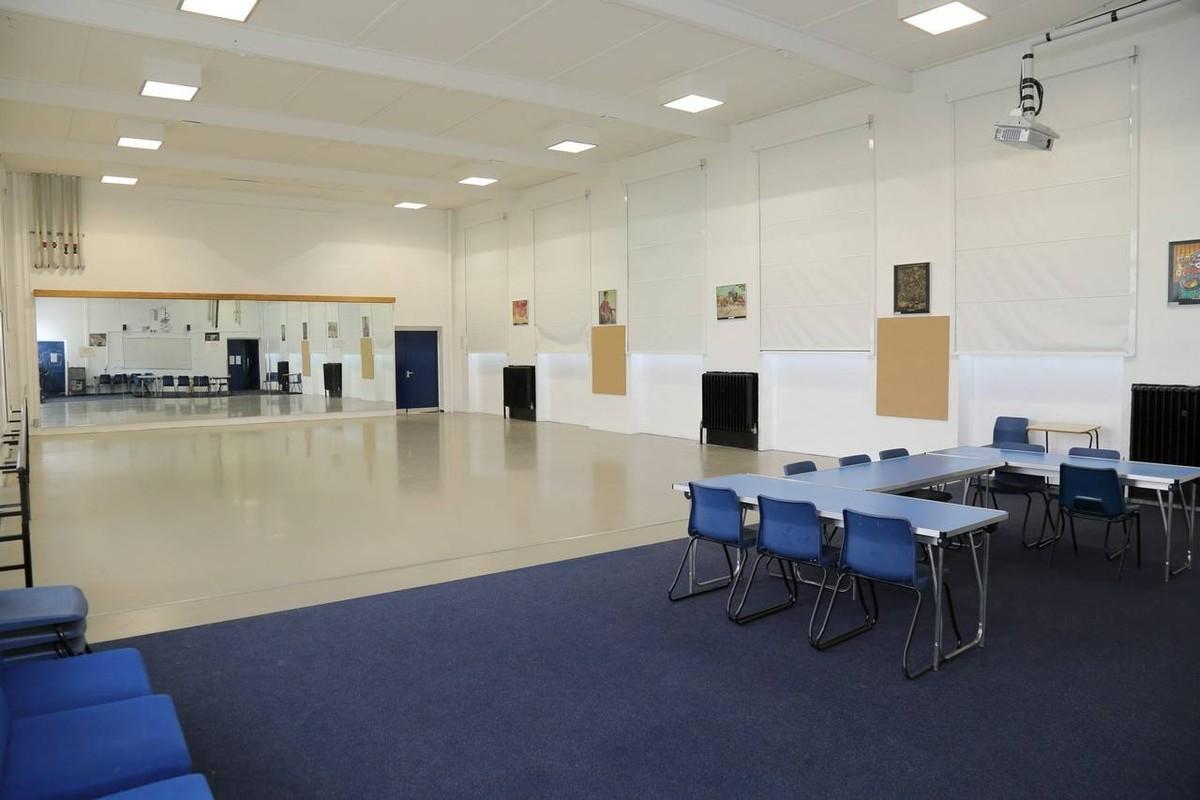 Dance Studio (BRC) - Paignton Academy - Devon - 1 - SchoolHire