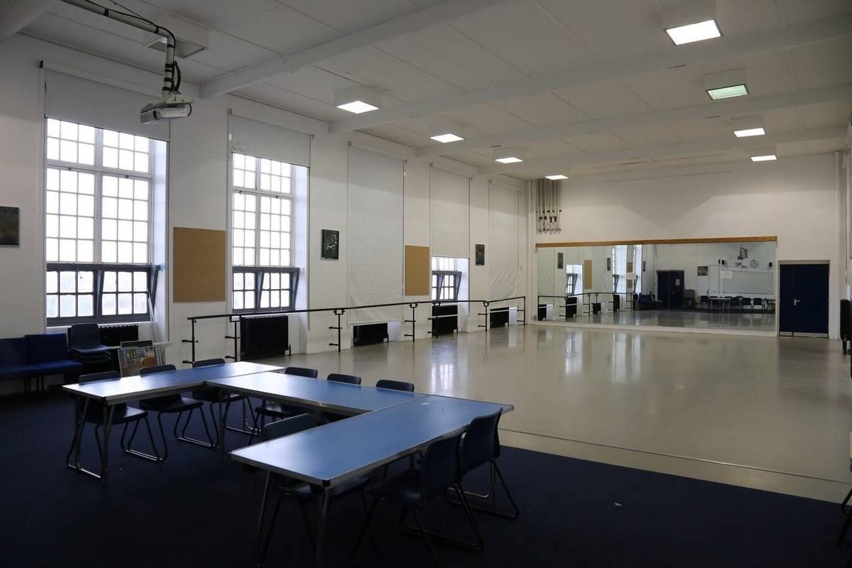 Dance Studio (BRC) - Paignton Academy - Devon - 2 - SchoolHire