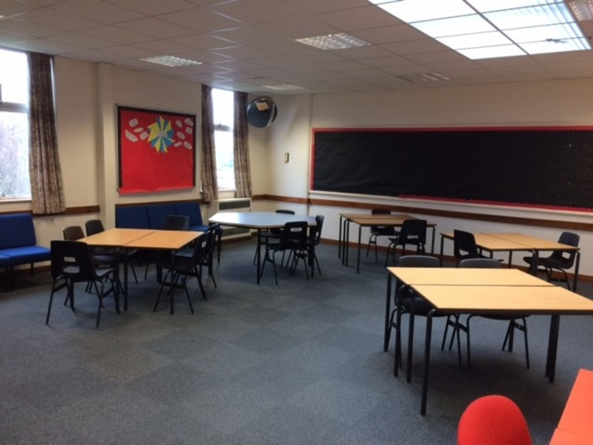Burleigh Suite - Charnwood College - Leicestershire - 3 - SchoolHire
