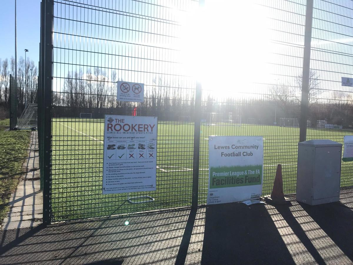 3G Football Pitch - Lewes FC - East Sussex - 4 - SchoolHire