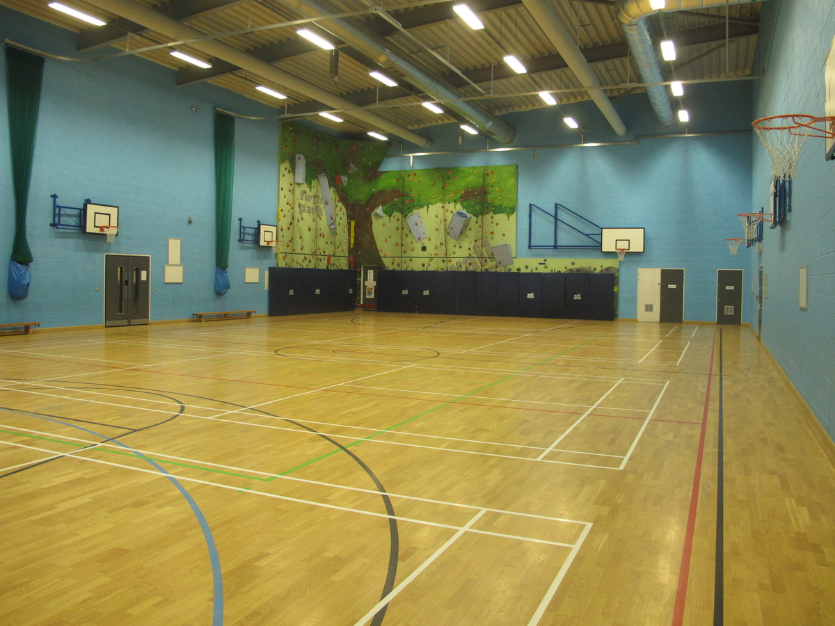 Sports Hall - Firth Park Academy - Sheffield - 1 - SchoolHire