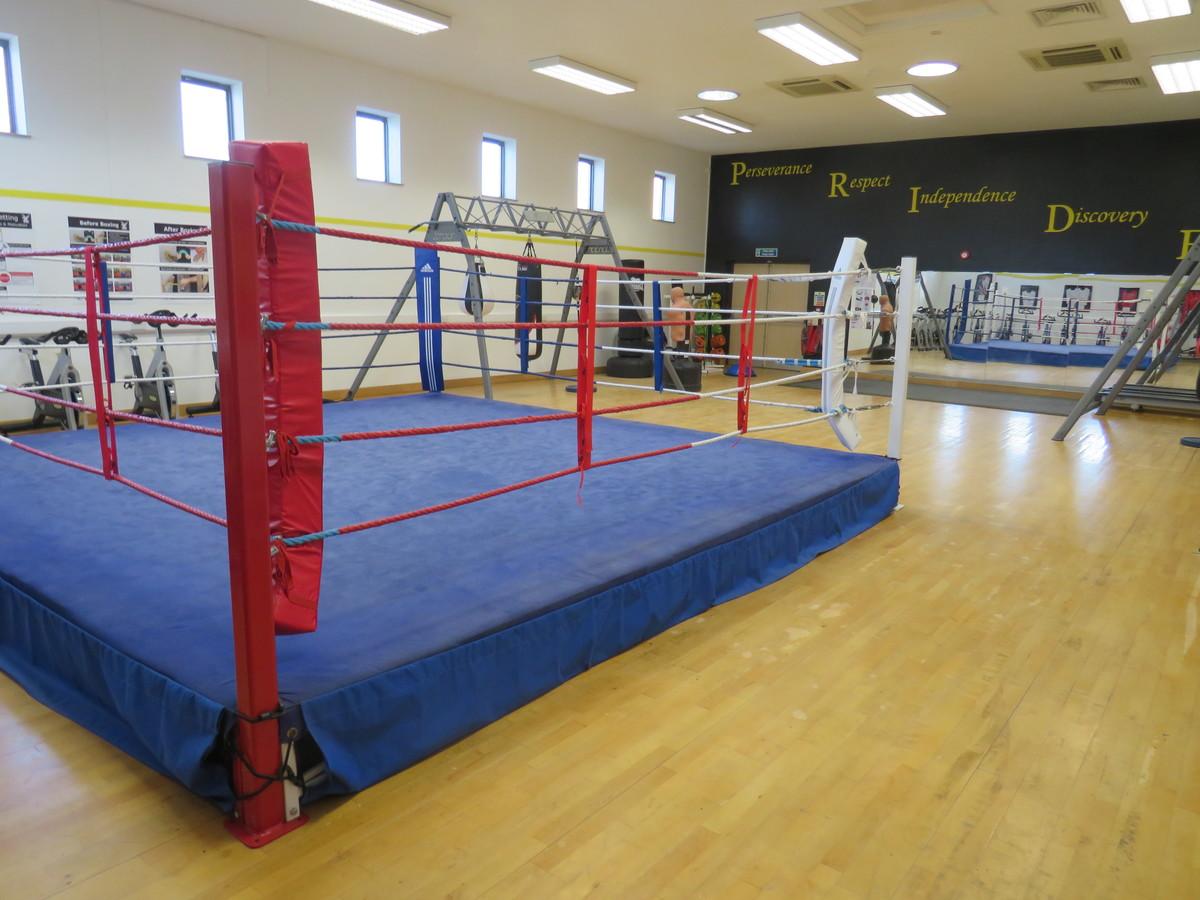 Boxing Studio (SM5 2SE) - Carshalton Boys Sports College - Sutton - 1 - SchoolHire