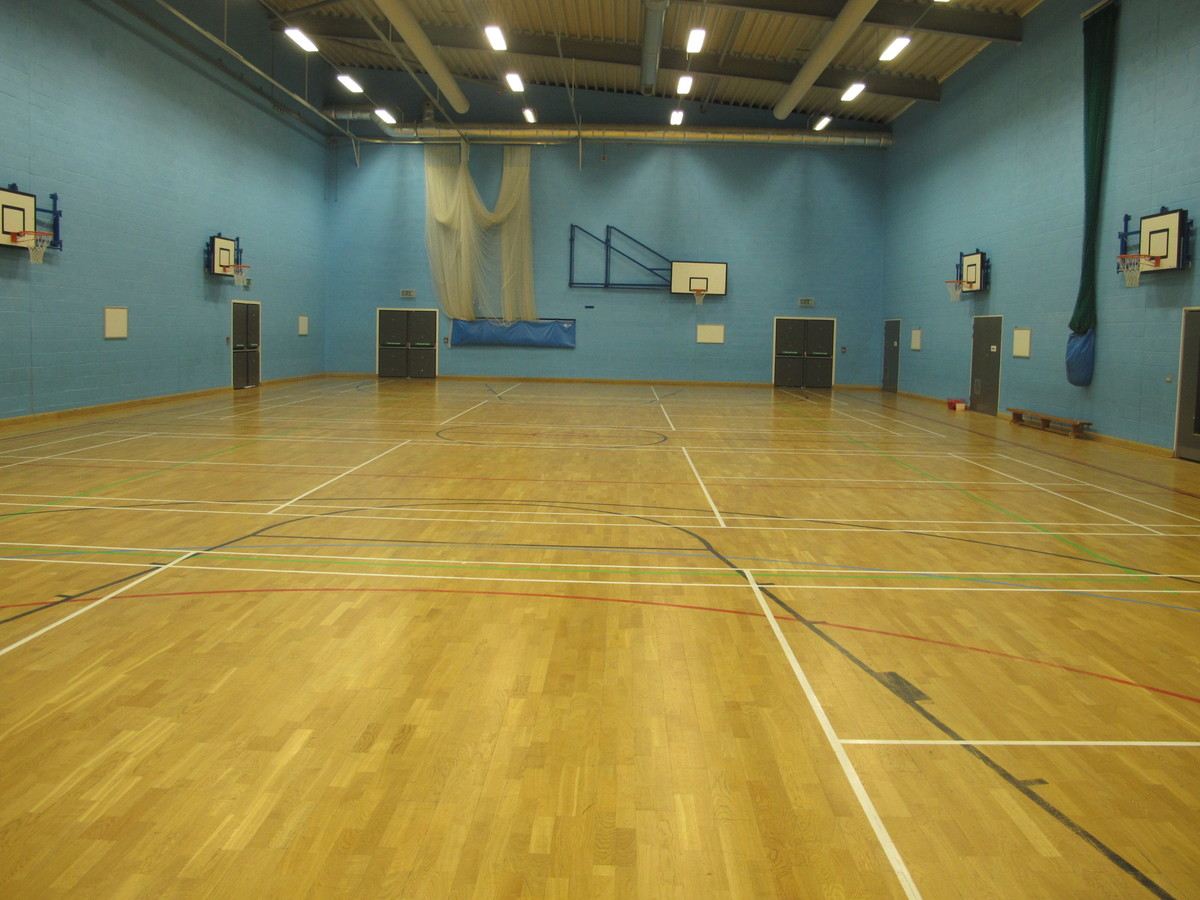 Sports Hall - Firth Park Academy - Sheffield - 2 - SchoolHire