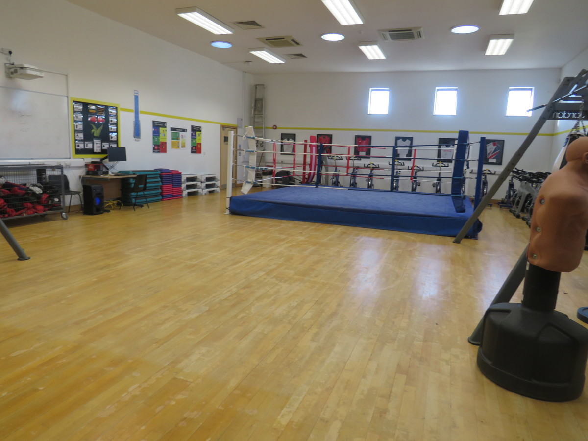 Boxing Studio (SM5 2SE) - Carshalton Boys Sports College - Sutton - 3 - SchoolHire