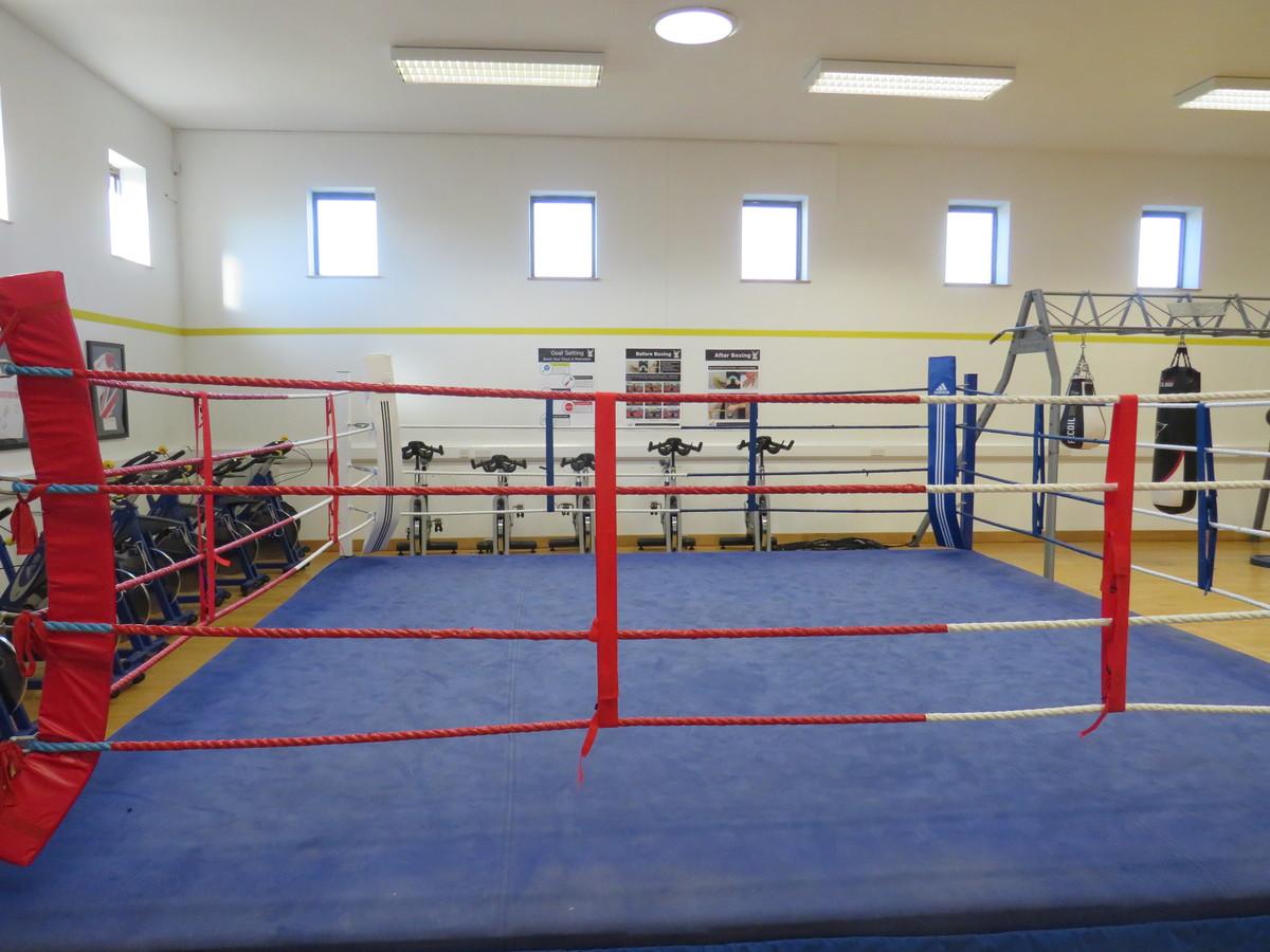 Boxing Studio (SM5 2SE) - Carshalton Boys Sports College - Sutton - 4 - SchoolHire