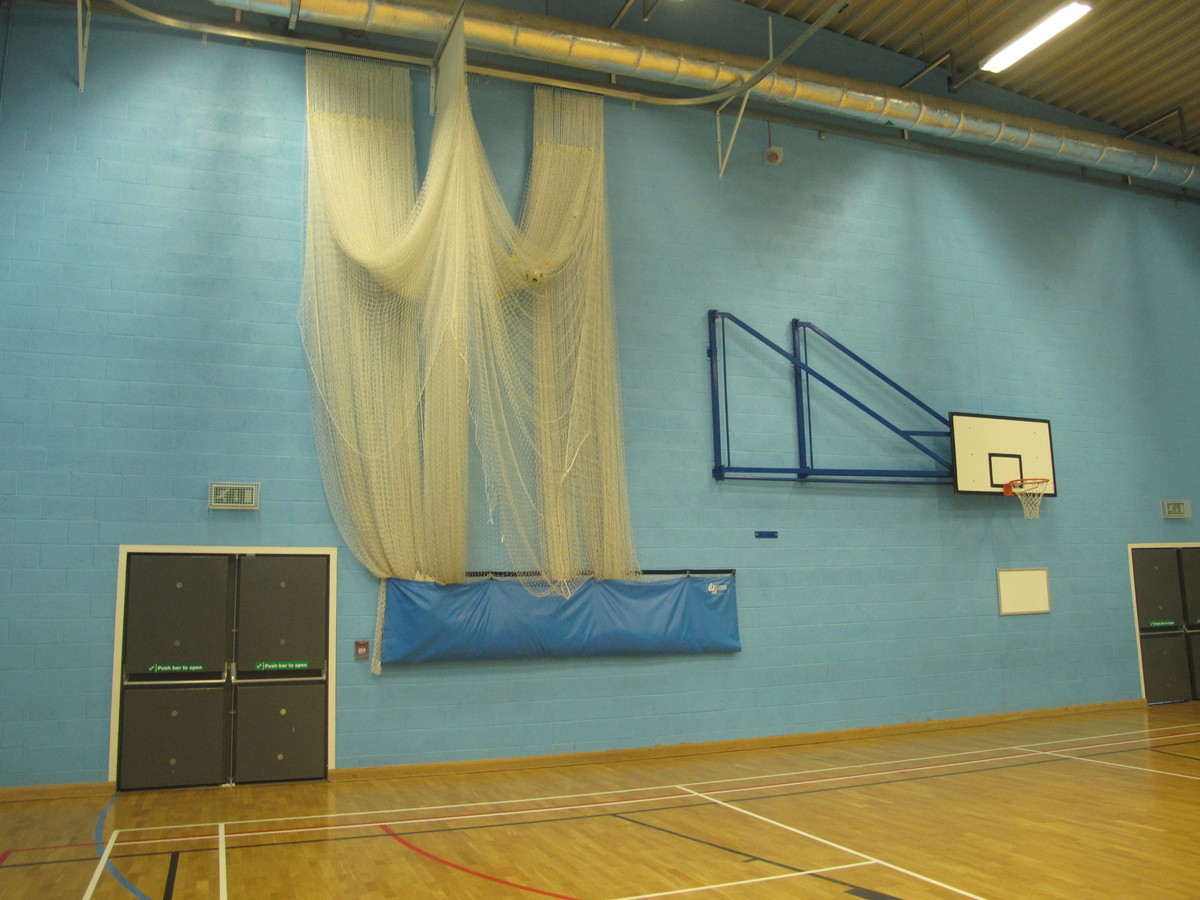 Sports Hall - Firth Park Academy - Sheffield - 3 - SchoolHire