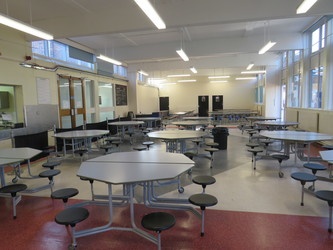 Dining Hall - Carshalton Boys Sports College - Sutton - 3 - SchoolHire