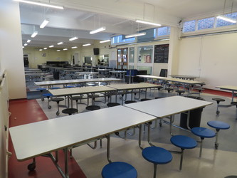 Dining Hall - Carshalton Boys Sports College - Sutton - 4 - SchoolHire