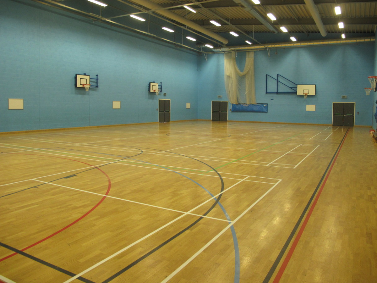 Sports Hall - Firth Park Academy - Sheffield - 4 - SchoolHire