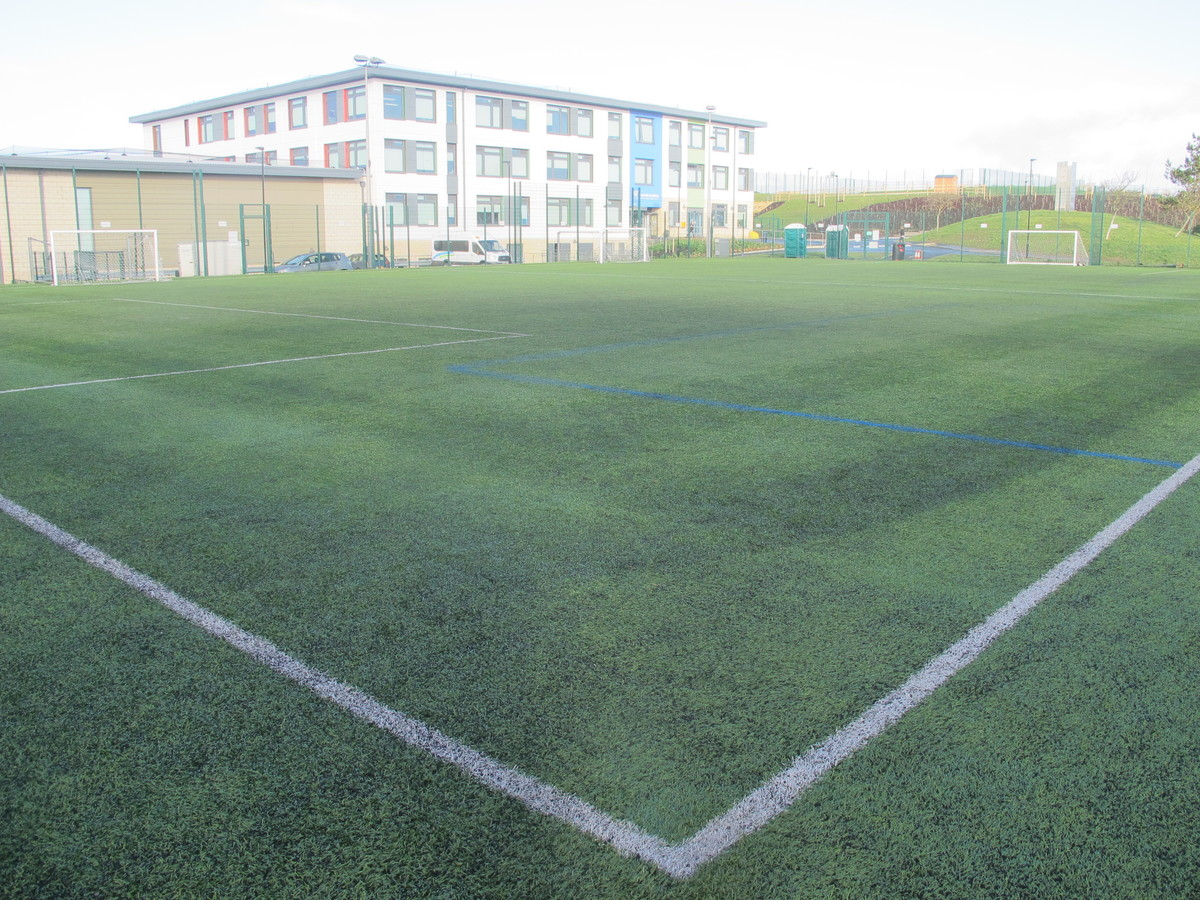 3G All Weather Pitch - The Ilfracombe Academy - Devon - 1 - SchoolHire