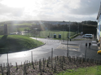 3G All Weather Pitch - The Ilfracombe Academy - Devon - 2 - SchoolHire