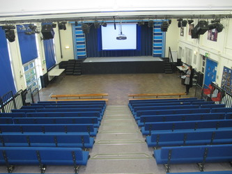 Main Hall - Firth Park Academy - Sheffield - 1 - SchoolHire