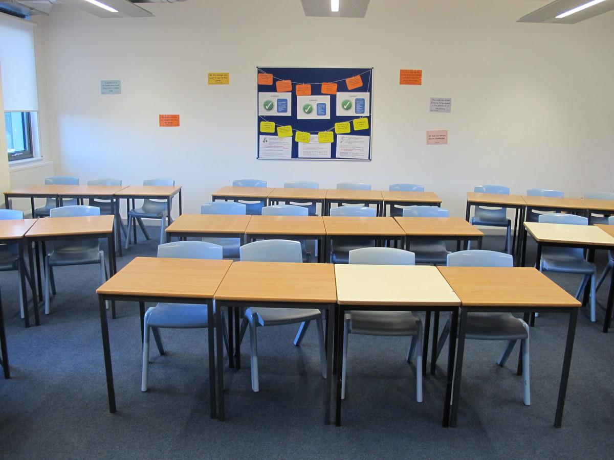 Classrooms - The Ilfracombe Academy - Devon - 2 - SchoolHire