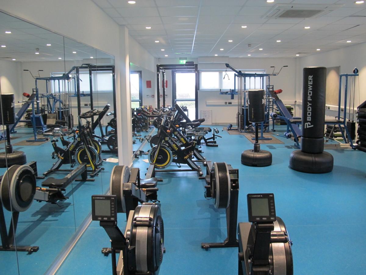 Fitness Studio - The Ilfracombe Academy - Devon - 1 - SchoolHire