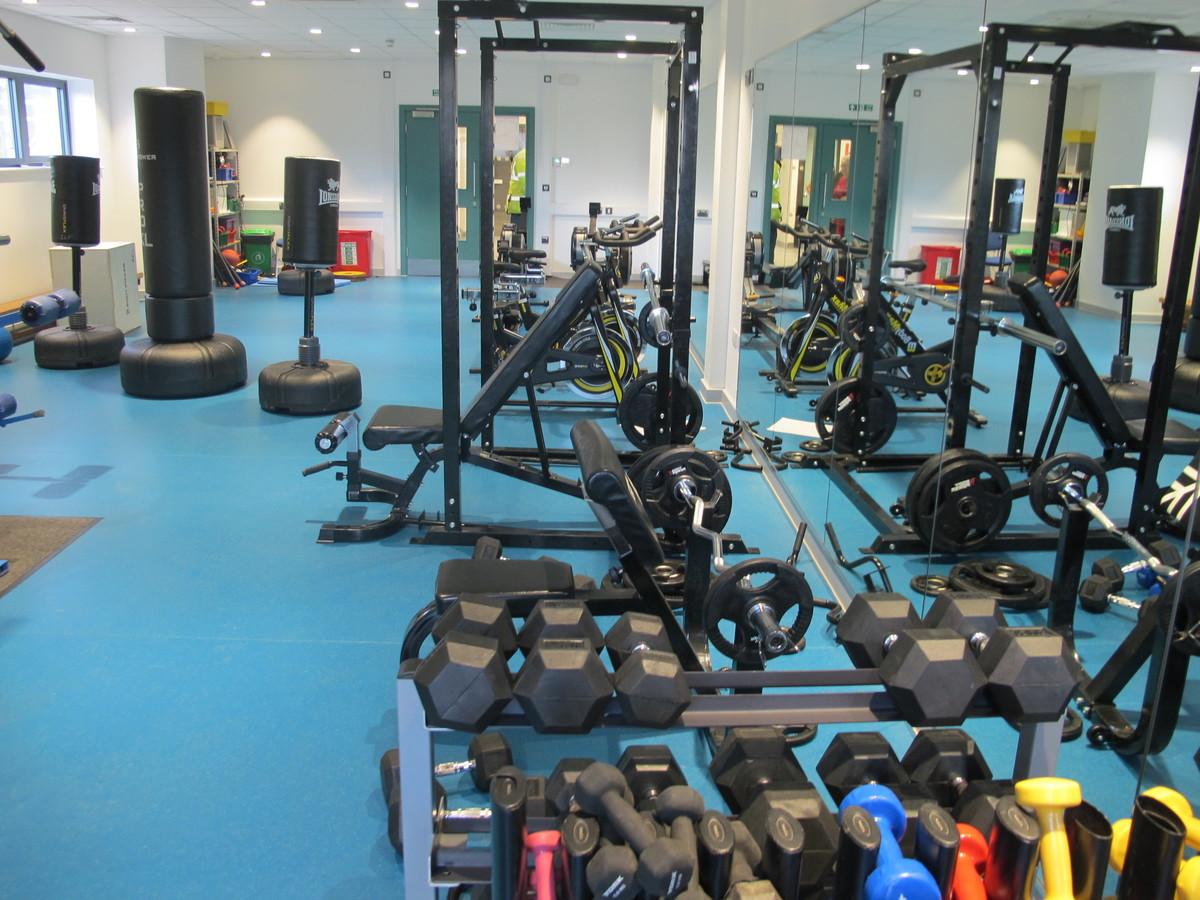 Fitness Studio - The Ilfracombe Academy - Devon - 2 - SchoolHire