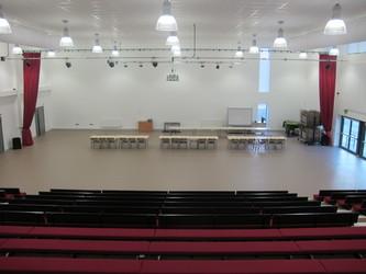 Main Hall - The Ilfracombe Academy - Devon - 1 - SchoolHire