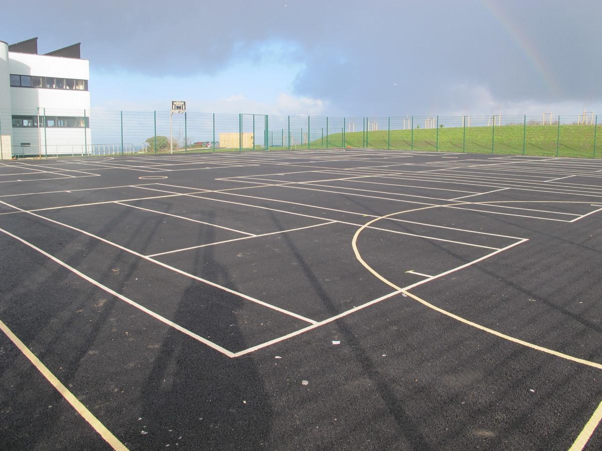 MUGA - Netball - The Ilfracombe Academy - Devon - 1 - SchoolHire