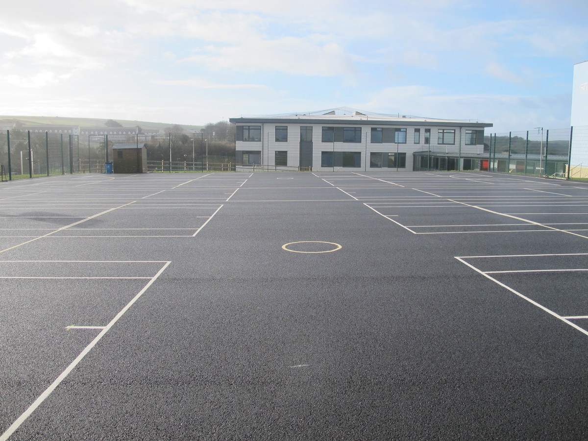 MUGA - Netball - The Ilfracombe Academy - Devon - 2 - SchoolHire