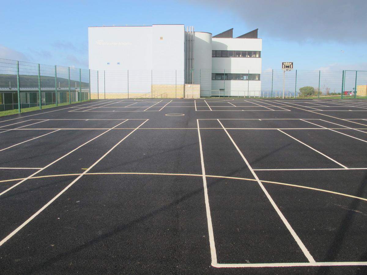 MUGA - Netball - The Ilfracombe Academy - Devon - 4 - SchoolHire