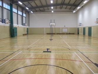 Sports Hall  - The Ilfracombe Academy - Devon - 2 - SchoolHire