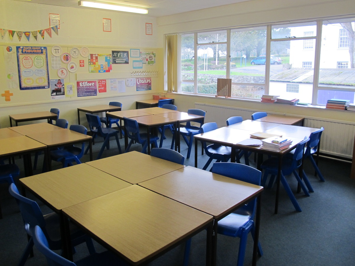 Classrooms - Northdown Block - Kingsley School Bideford - Devon - 4 - SchoolHire