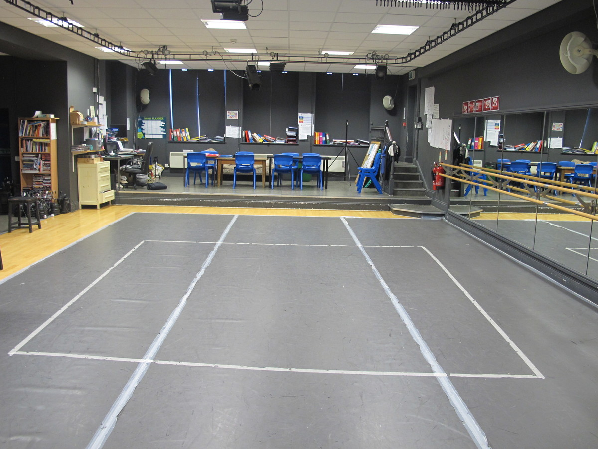 Dance/Drama Studio - Kingsley School Bideford - Devon - 1 - SchoolHire