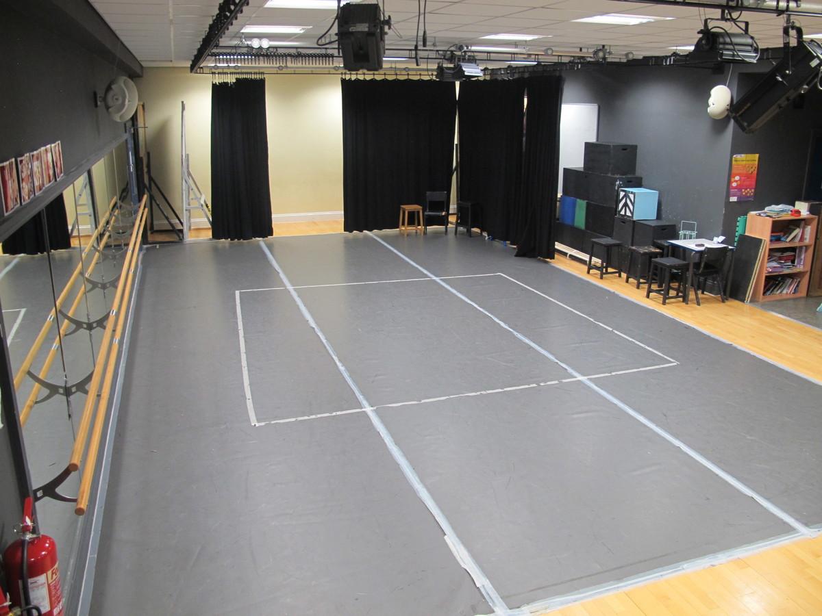 Dance/Drama Studio - Kingsley School Bideford - Devon - 3 - SchoolHire