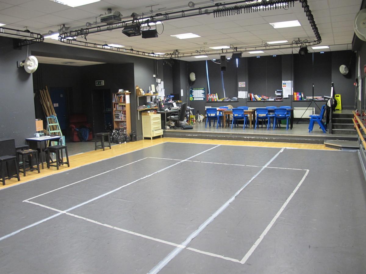 Dance/Drama Studio - Kingsley School Bideford - Devon - 4 - SchoolHire