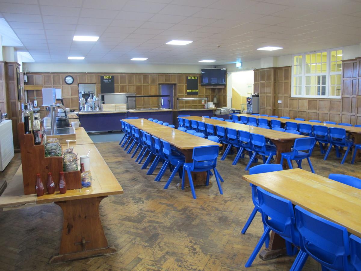 Dining Room - Kingsley School Bideford - Devon - 1 - SchoolHire