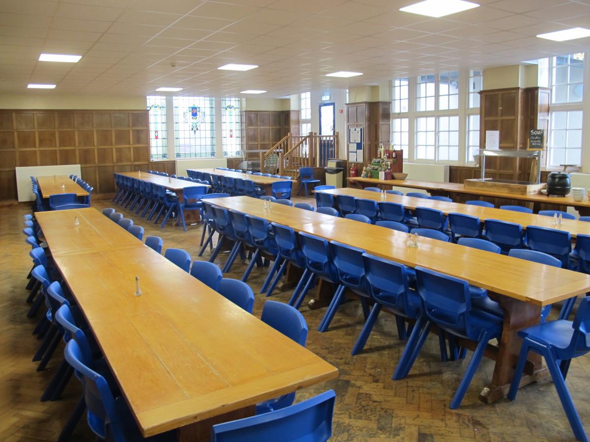 Dining Room - Kingsley School Bideford - Devon - 2 - SchoolHire