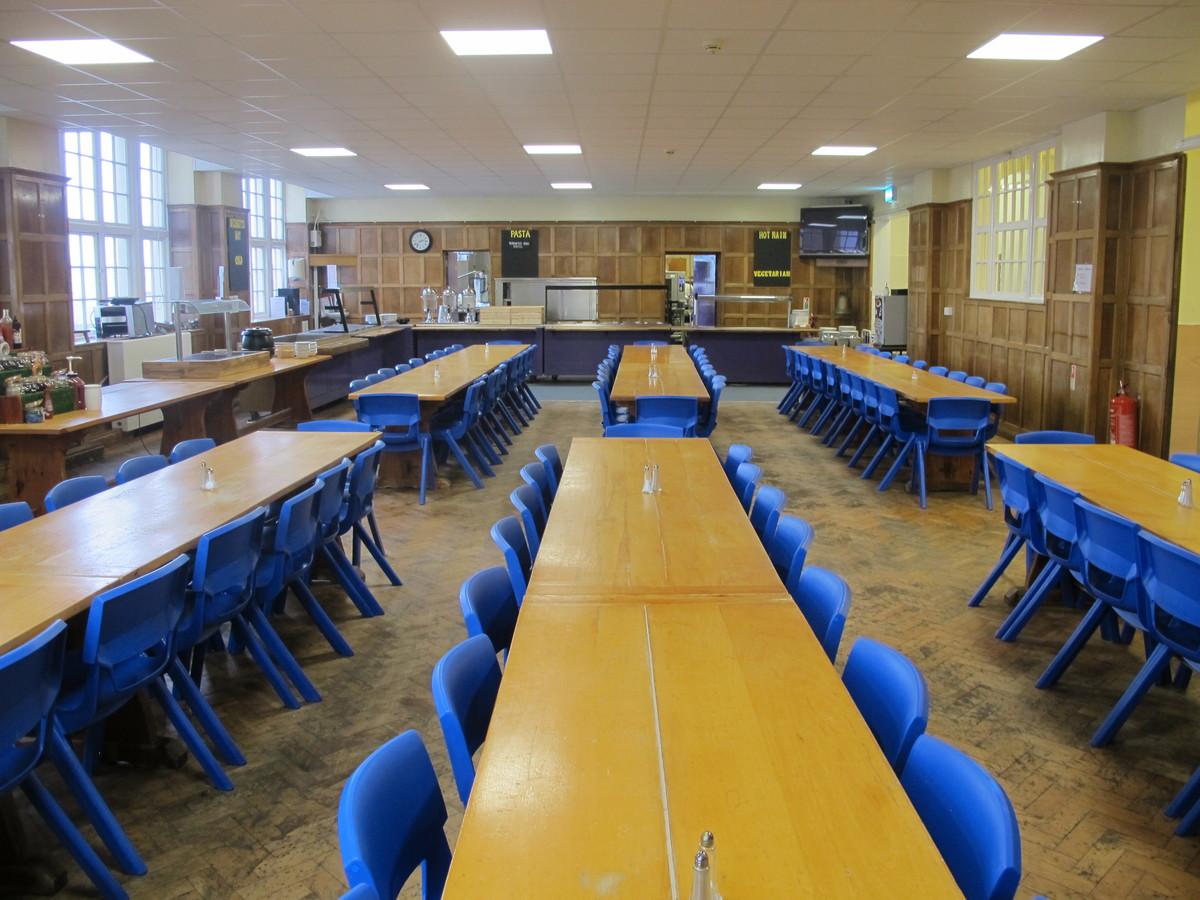 Dining Room - Kingsley School Bideford - Devon - 3 - SchoolHire