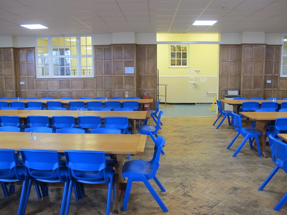 Dining Room - Kingsley School Bideford - Devon - 4 - SchoolHire