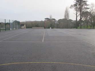 MUGA - Netball / Tennis - Kingsley School Bideford - Devon - 2 - SchoolHire
