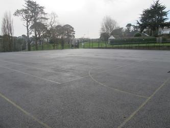 MUGA - Netball / Tennis - Kingsley School Bideford - Devon - 4 - SchoolHire