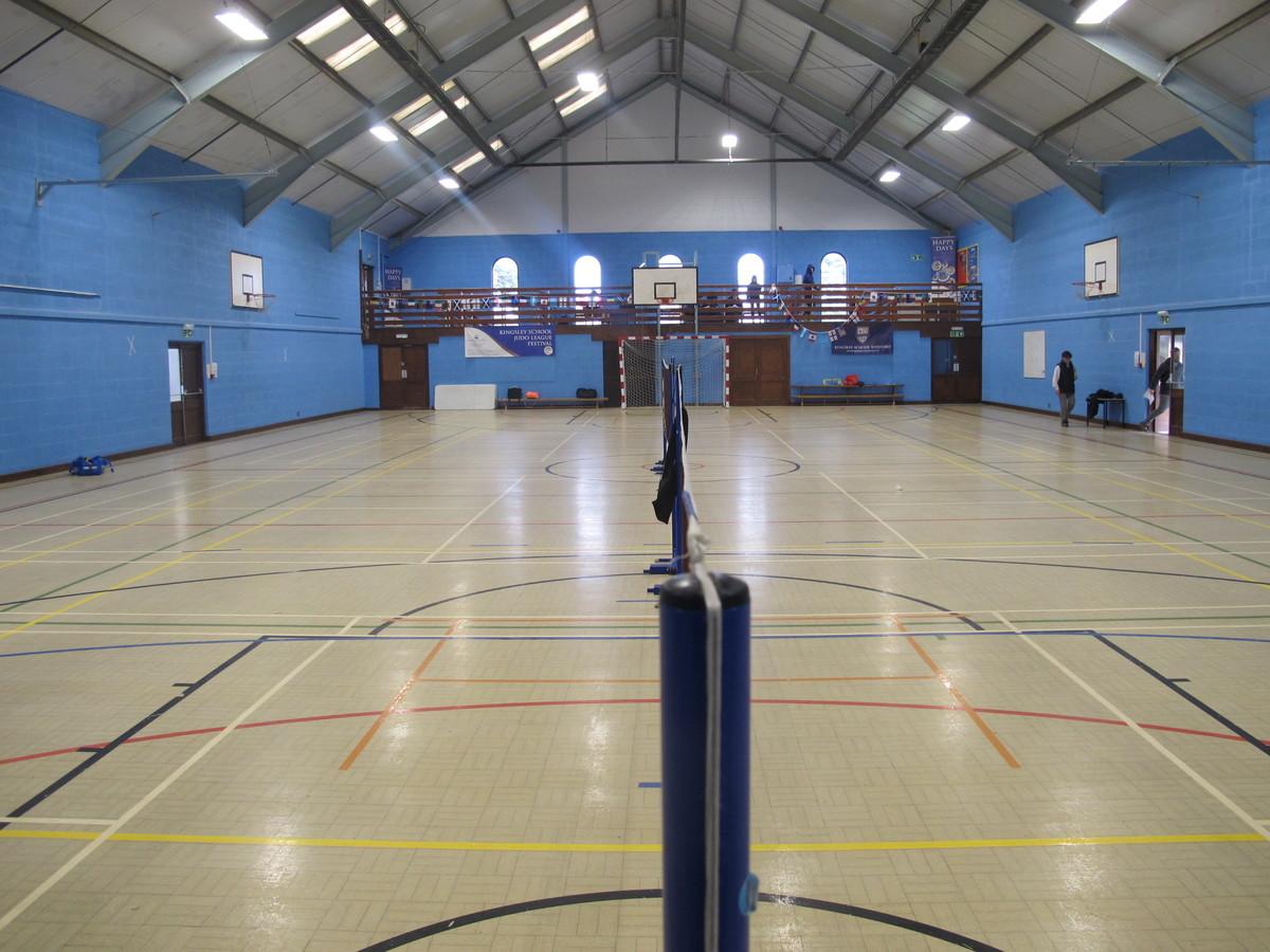 Sports Hall  - Kingsley School Bideford - Devon - 2 - SchoolHire