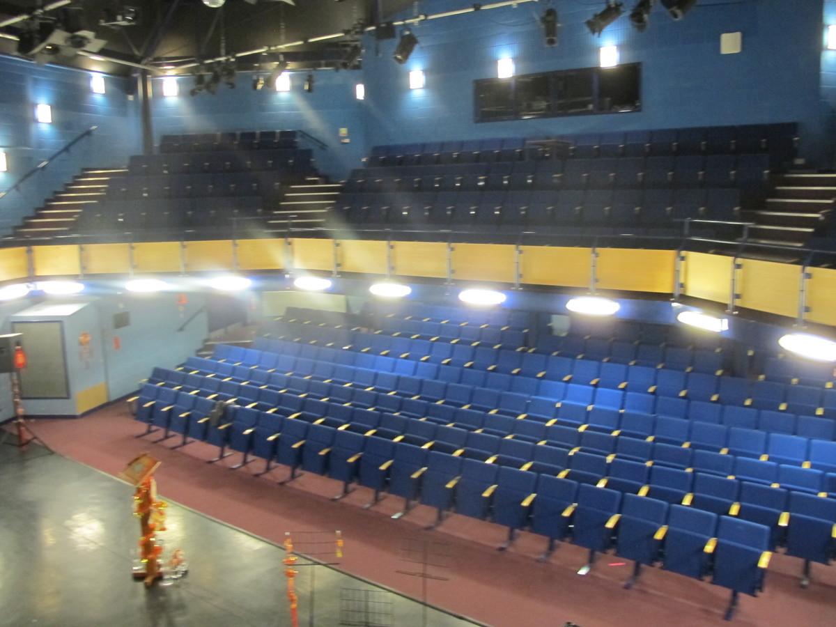 Theatre - Kingsley School Bideford - Devon - 2 - SchoolHire