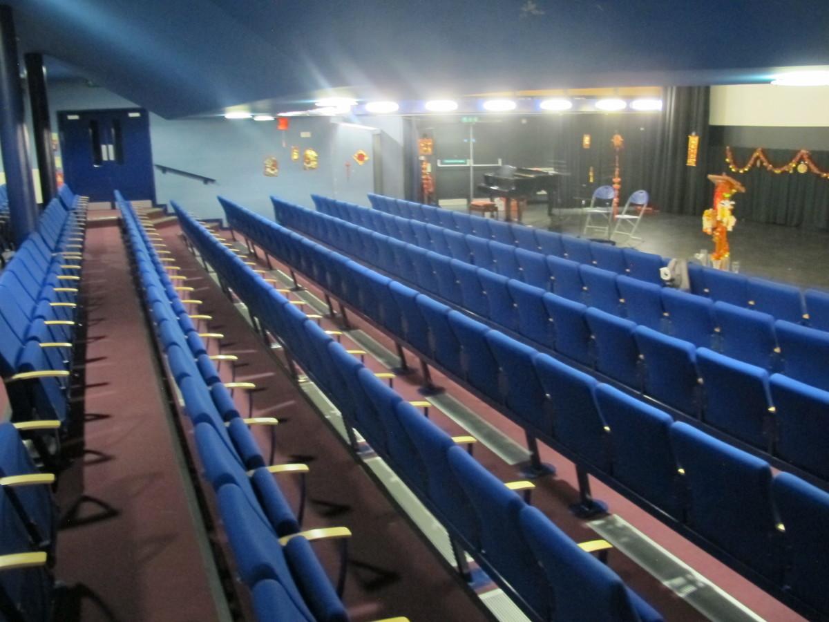 Theatre - Kingsley School Bideford - Devon - 4 - SchoolHire