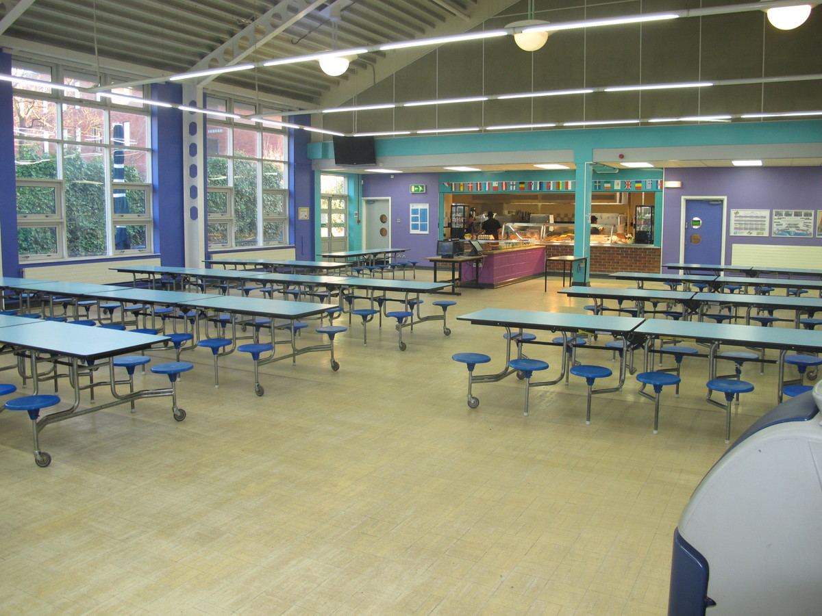 Dining Hall - Firth Park Academy - Sheffield - 1 - SchoolHire