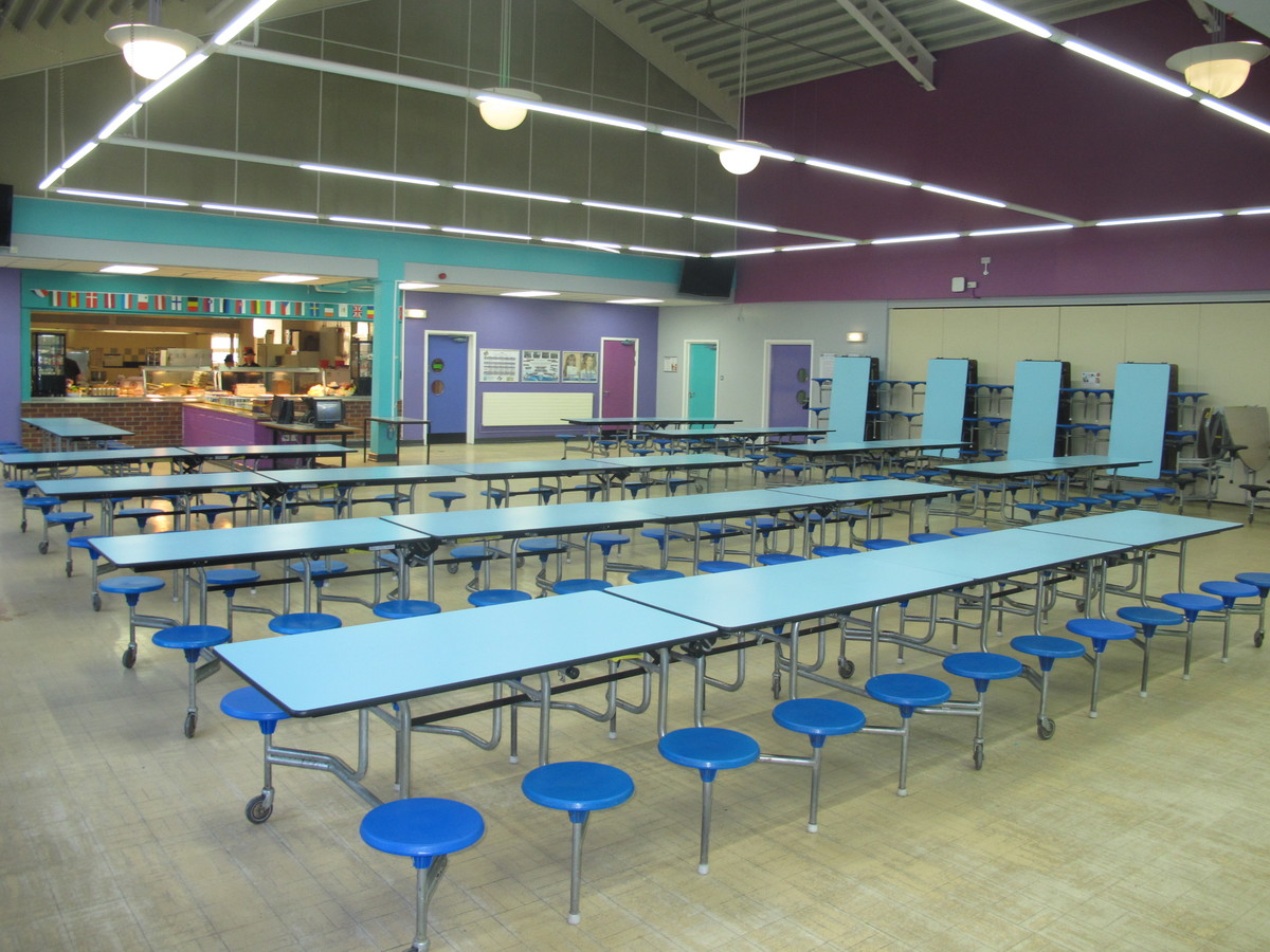 Dining Hall - Firth Park Academy - Sheffield - 2 - SchoolHire