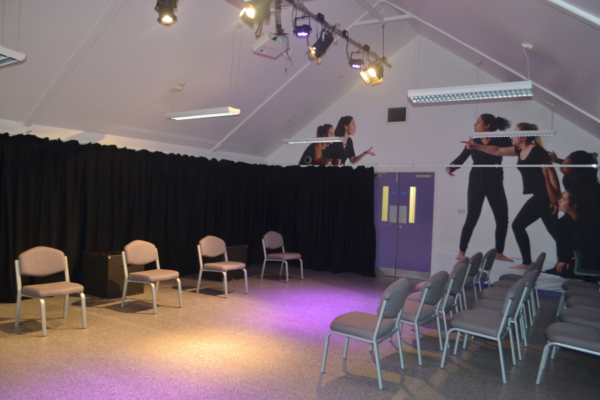 Brandling Drama Studio - Newcastle High School for Girls - Newcastle - 3 - SchoolHire