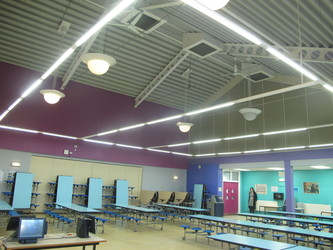 Dining Hall - Firth Park Academy - Sheffield - 3 - SchoolHire