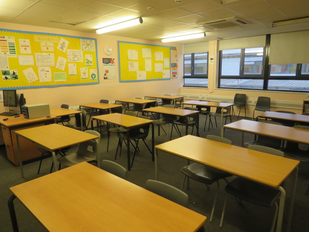 Classroom - Standard - Duke's Aldridge Academy - Haringey - 1 - SchoolHire