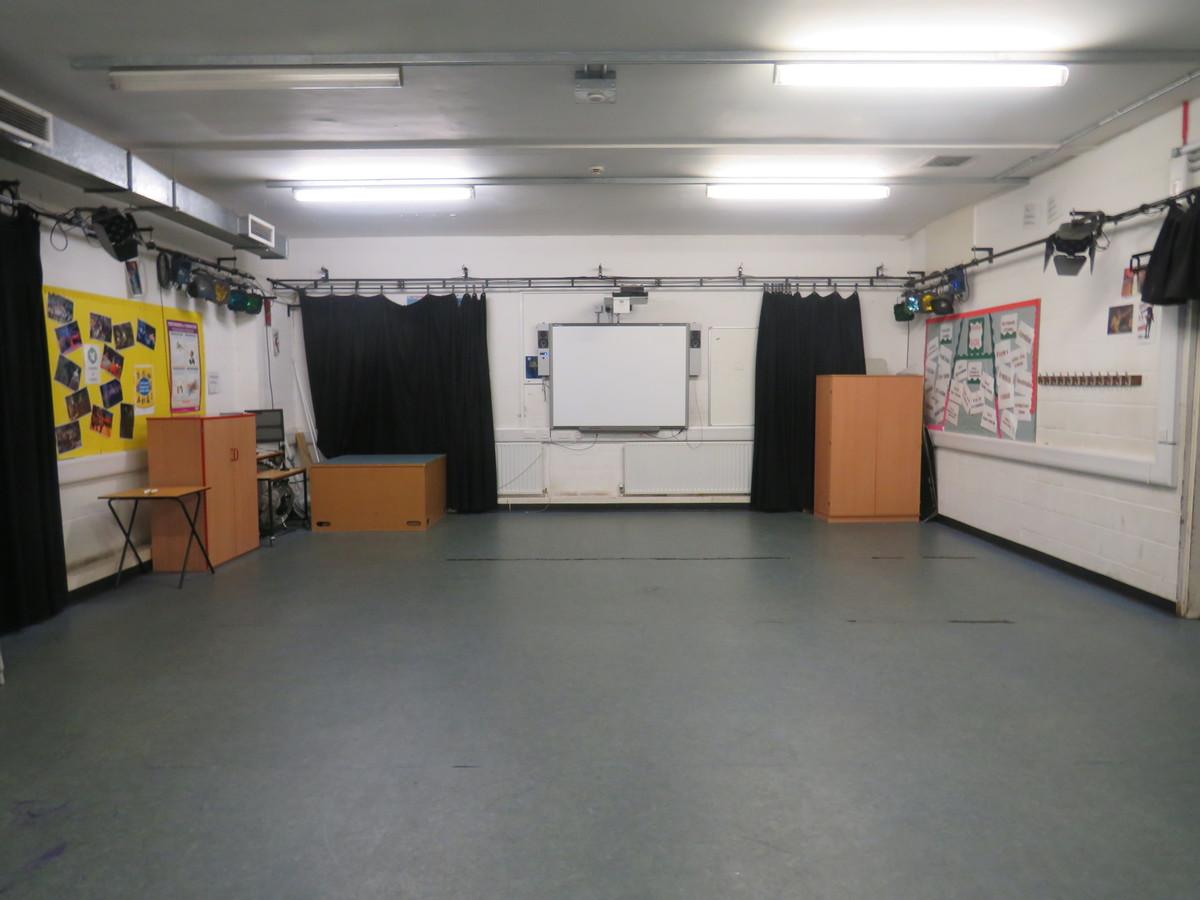 Drama Studio - Duke's Aldridge Academy - Haringey - 2 - SchoolHire