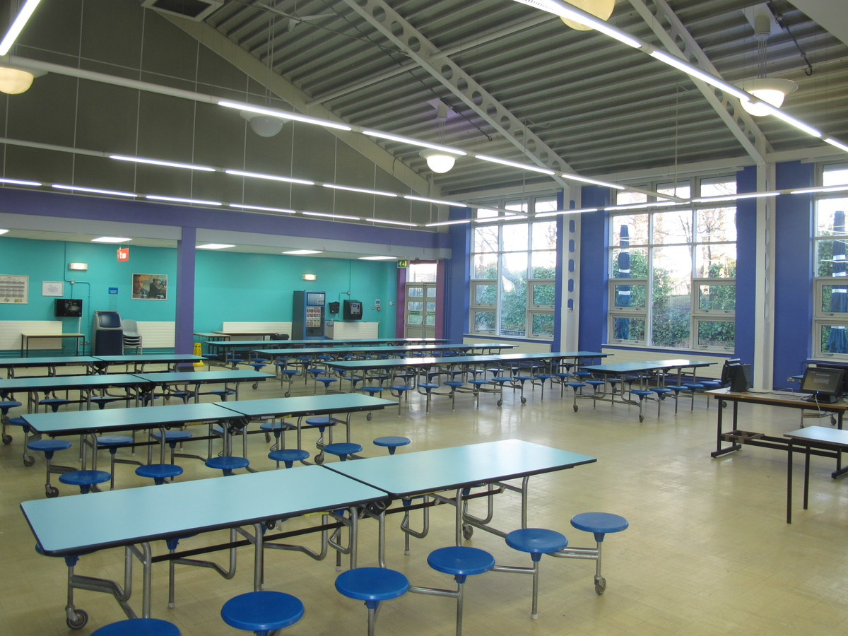 Dining Hall - Firth Park Academy - Sheffield - 4 - SchoolHire