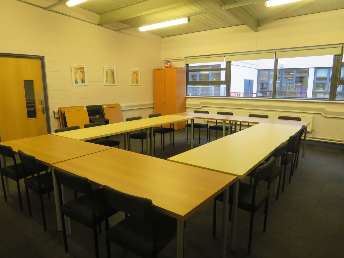Meeting Room A2T - Duke's Aldridge Academy - Haringey - 1 - SchoolHire