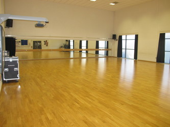 Dance Studio - Firth Park Academy - Sheffield - 1 - SchoolHire