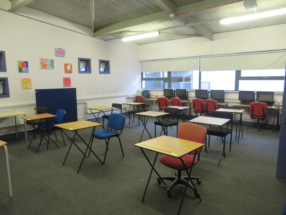 Meeting Room A6T - Duke's Aldridge Academy - Haringey - 1 - SchoolHire