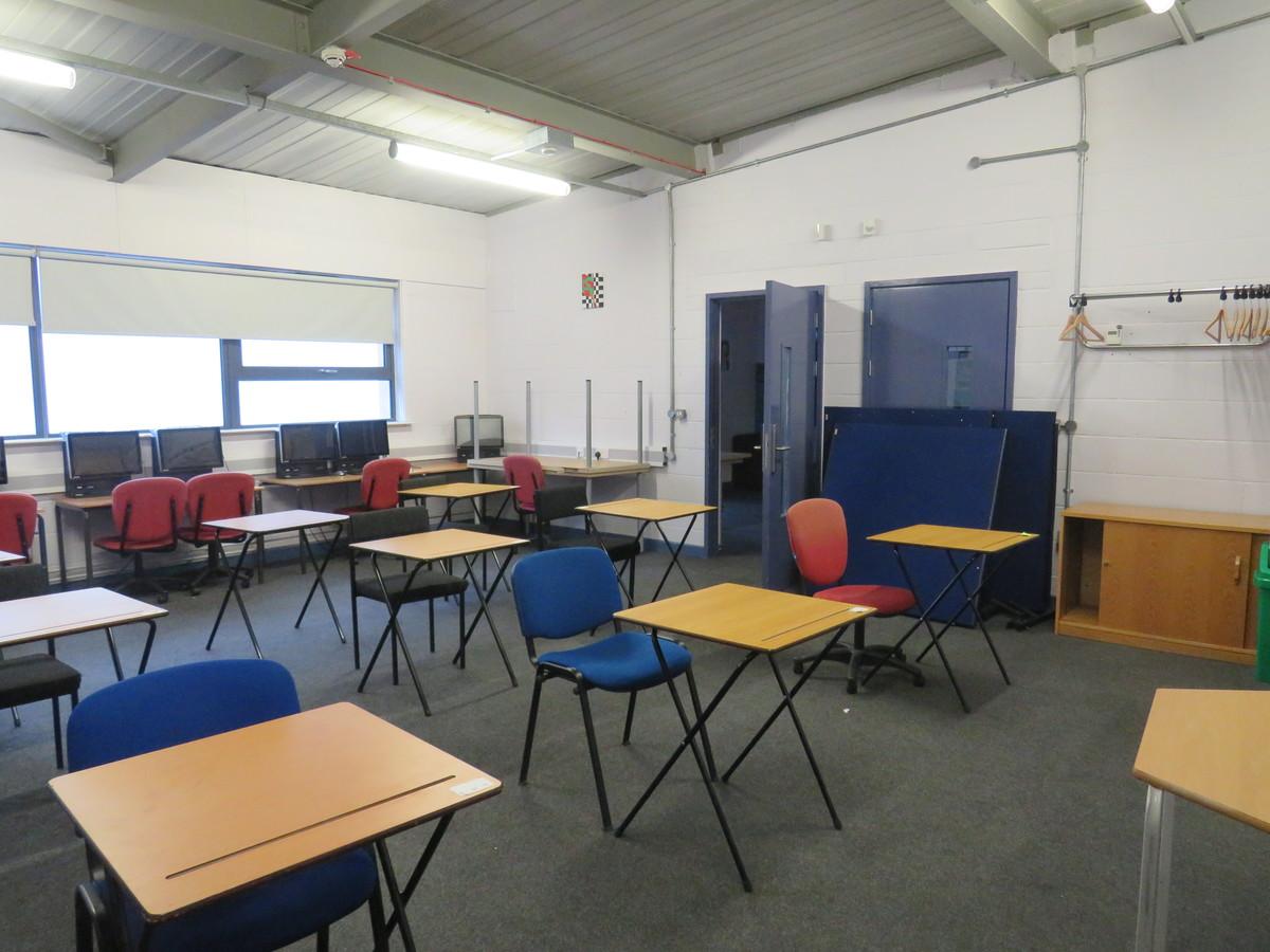 Meeting Room A6T - Duke's Aldridge Academy - Haringey - 3 - SchoolHire