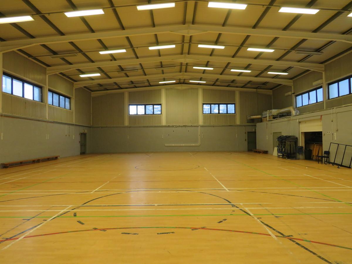 Multi Purpose Hall - Duke's Aldridge Academy - Haringey - 1 - SchoolHire