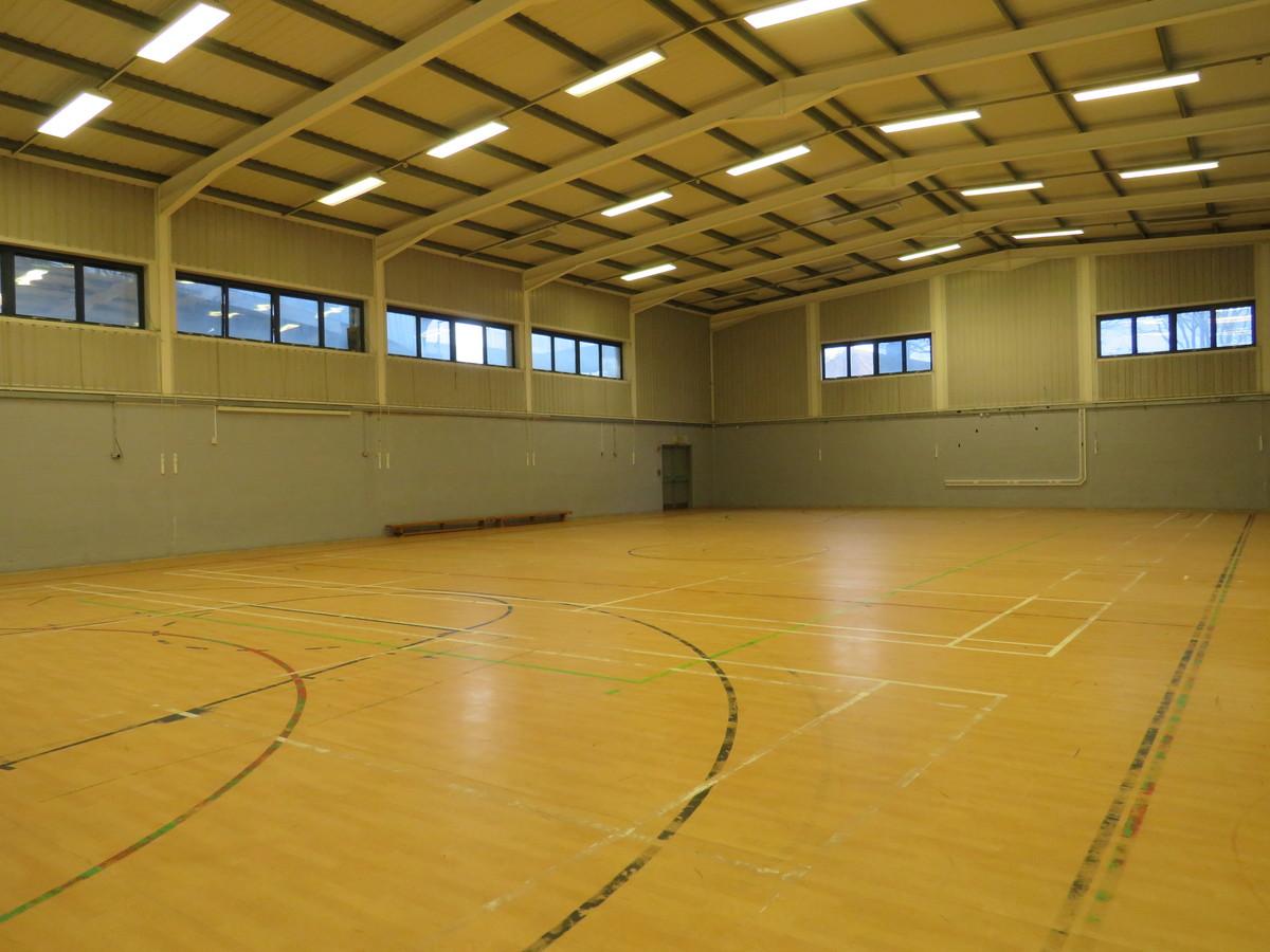Multi Purpose Hall - Duke's Aldridge Academy - Haringey - 2 - SchoolHire